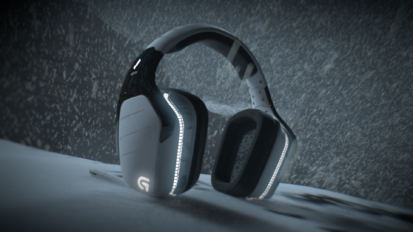 G933 – Snow Gaming Headset