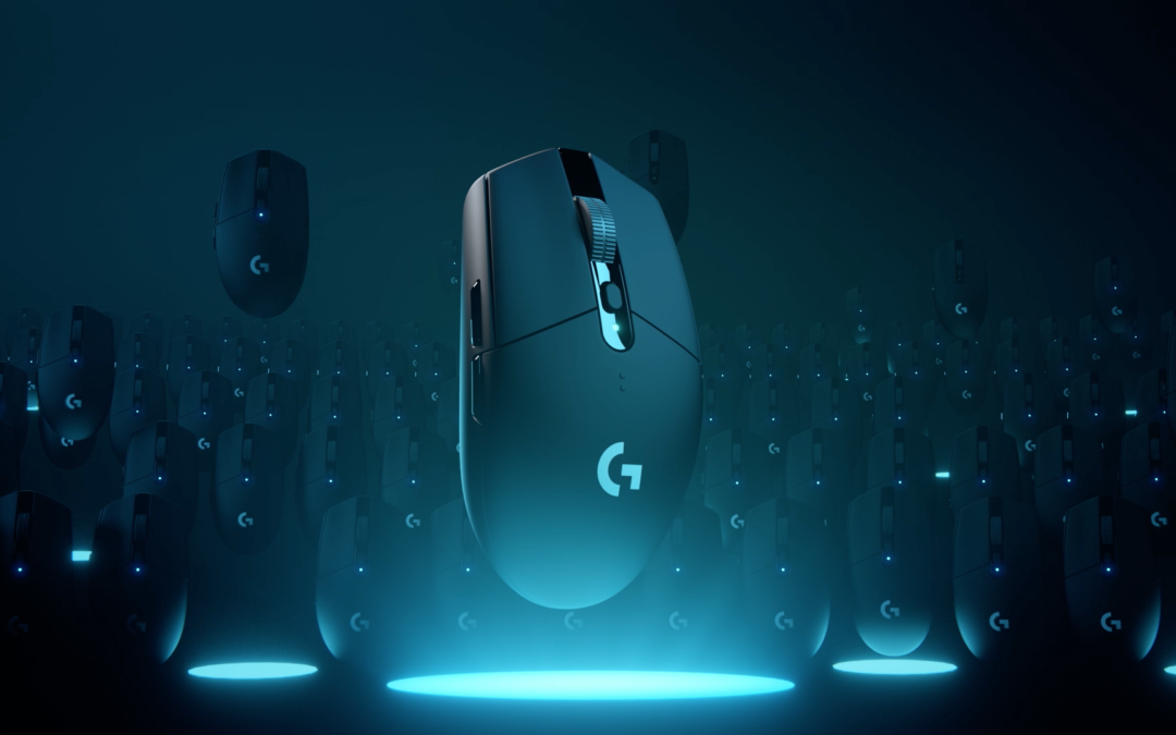 G305 Wireless Gaming Mouse
