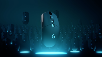 G305 LIGHTSPEED Wireless Gaming Mouse